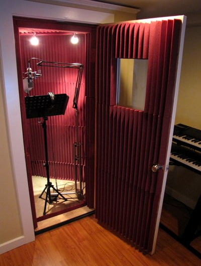 Building a Vocal Booth for Voice Over Talent. Voice Acting Tech   Building a Vocal Booth  a k a  Isolation Booth